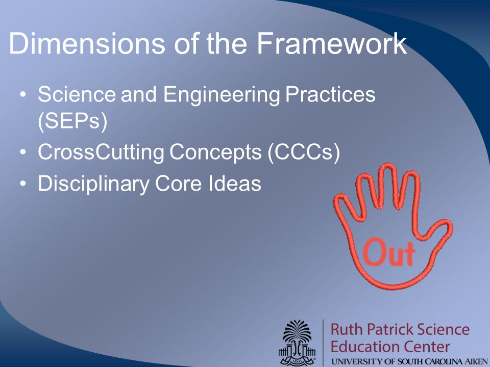 Dimensions of the Framework