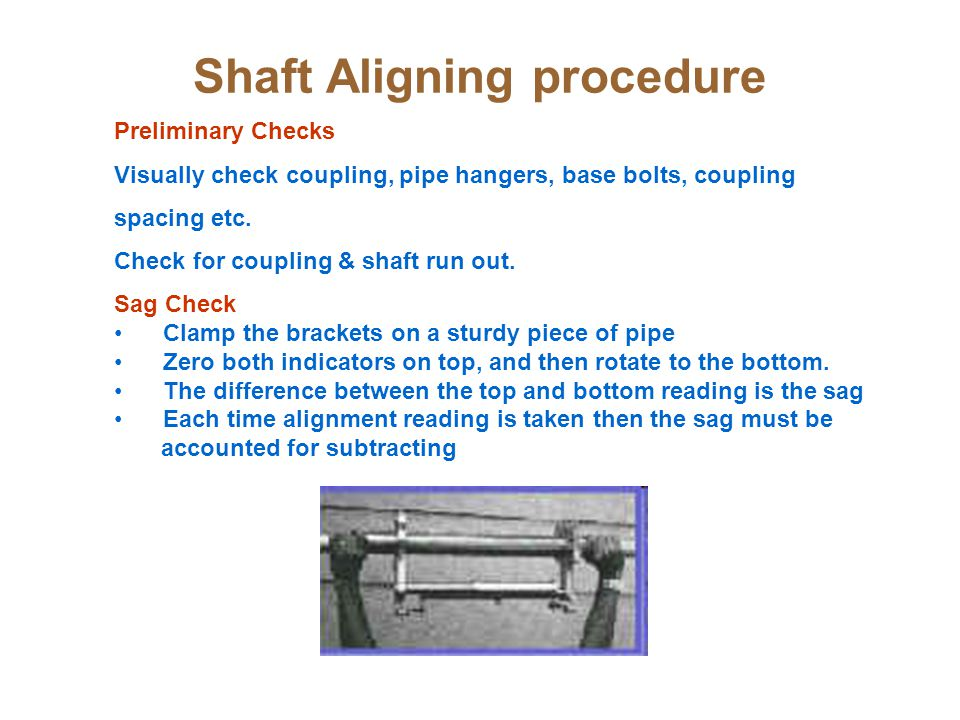 Shaft Alignment Nizwa College Of Technology Ppt Video Online Download