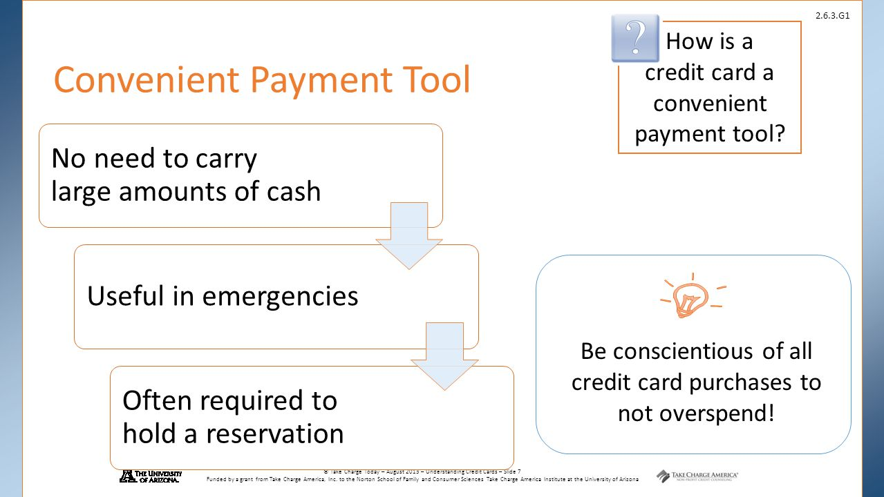 Convenient Payment Tool