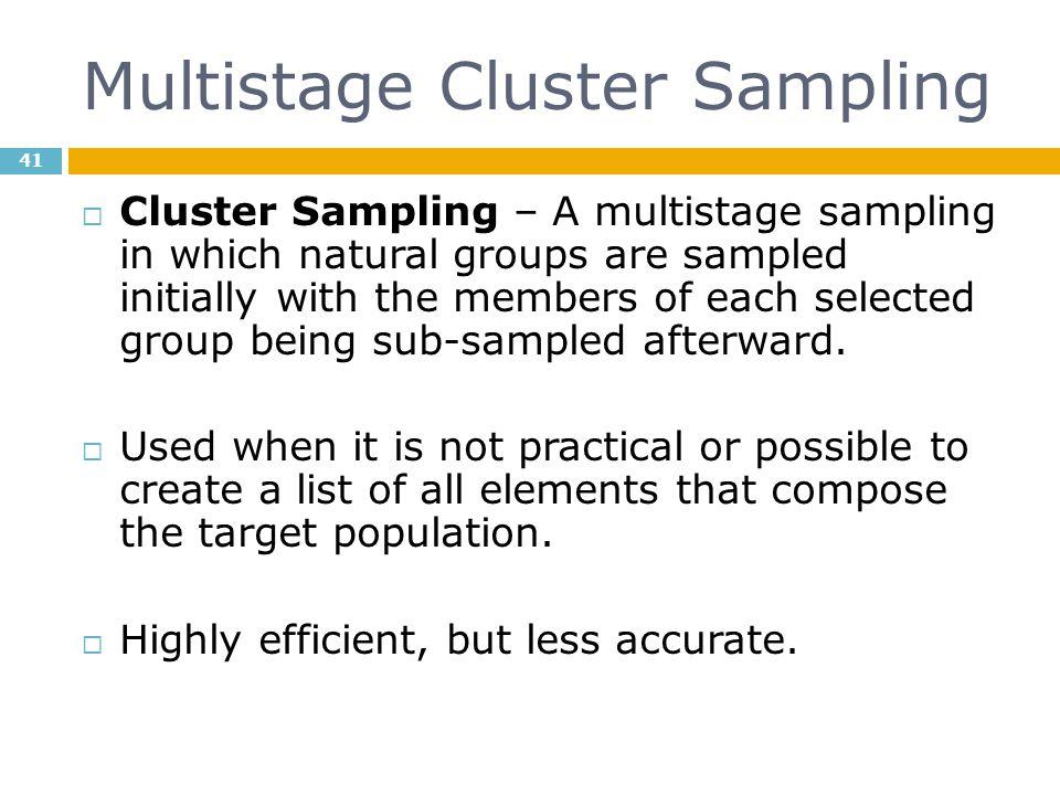 CHAPTER 7, the logic of sampling - ppt download