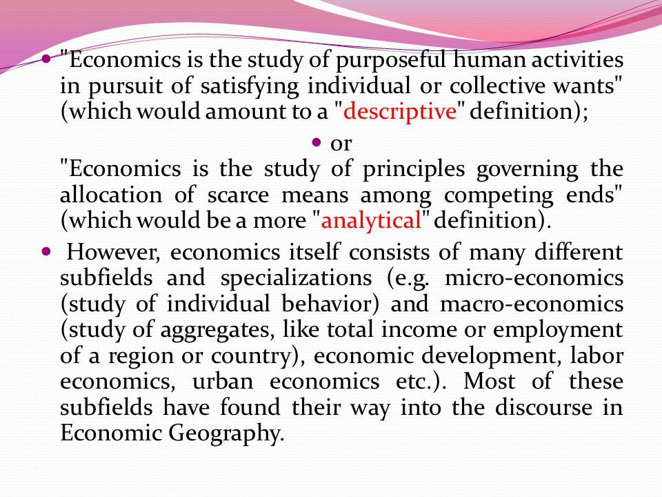definition of economic sociology Psychology and sociology – what is the difference psychology and sociology go hand in hand social and economic inequality.