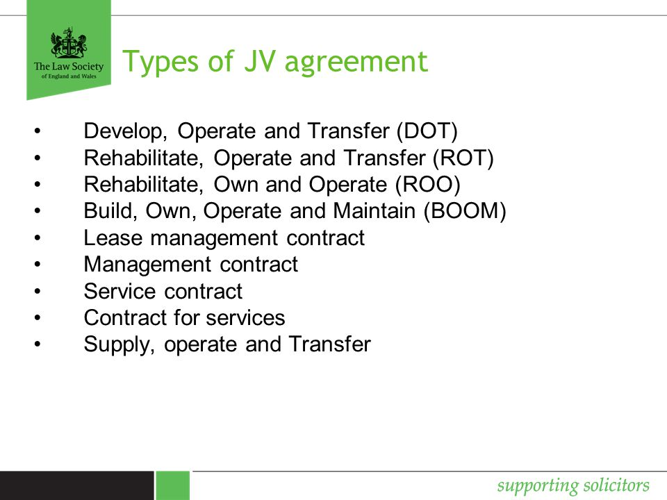 Service Supply Transfer : Public private partnership ppt download