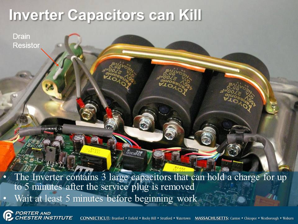 Inverter Capacitors can Kill