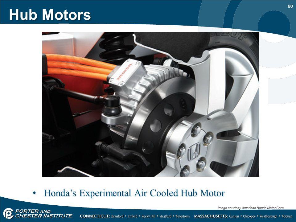 Image courtesy American Honda Motor Corp