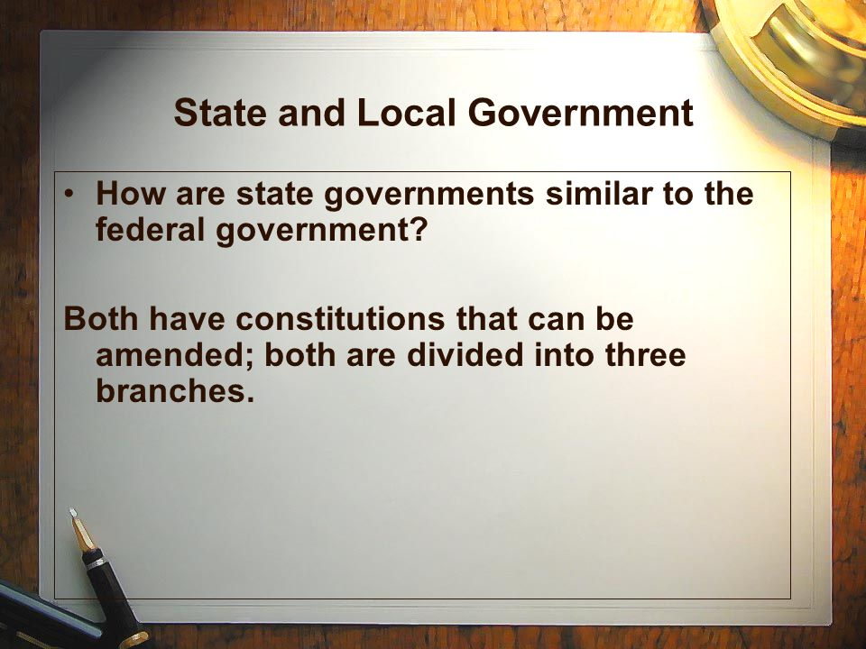 how to get into local government