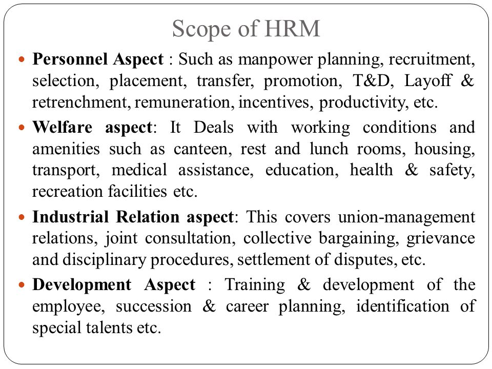 hrm relates to the management Human resources management and the law and virtually all other activities and responsibilities related to hrm human resource management thomson south.