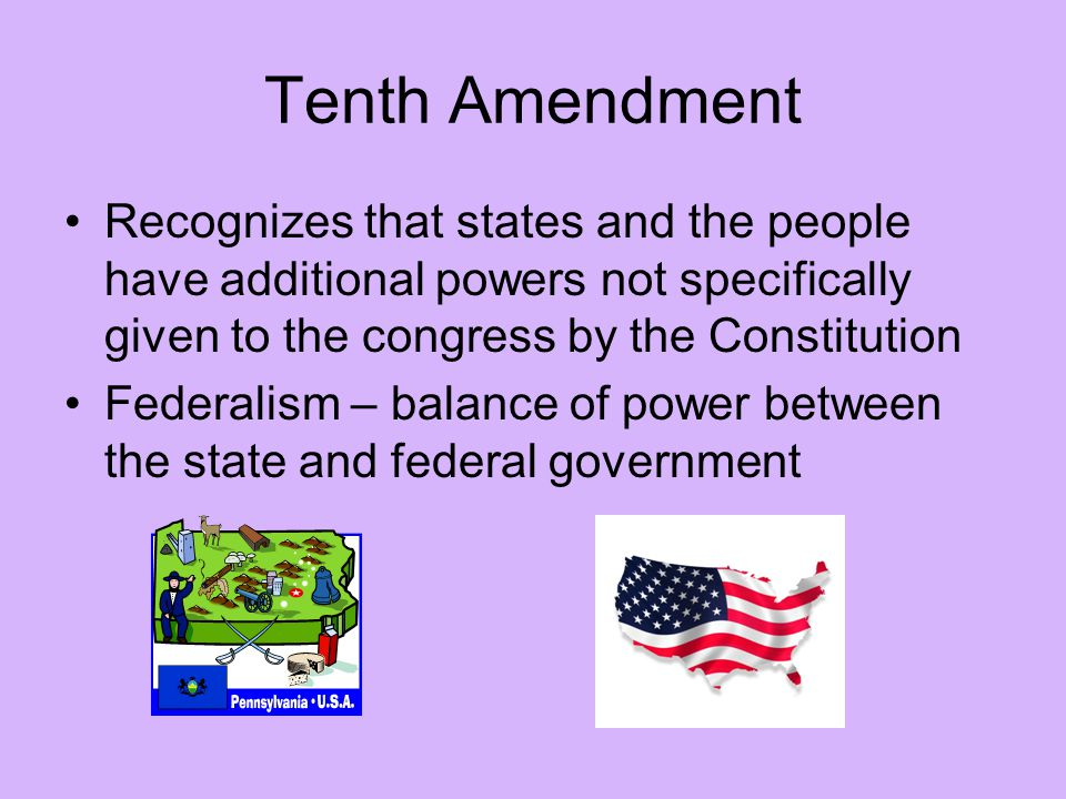 Amendments to the U.S. Constitution - ppt video online ...