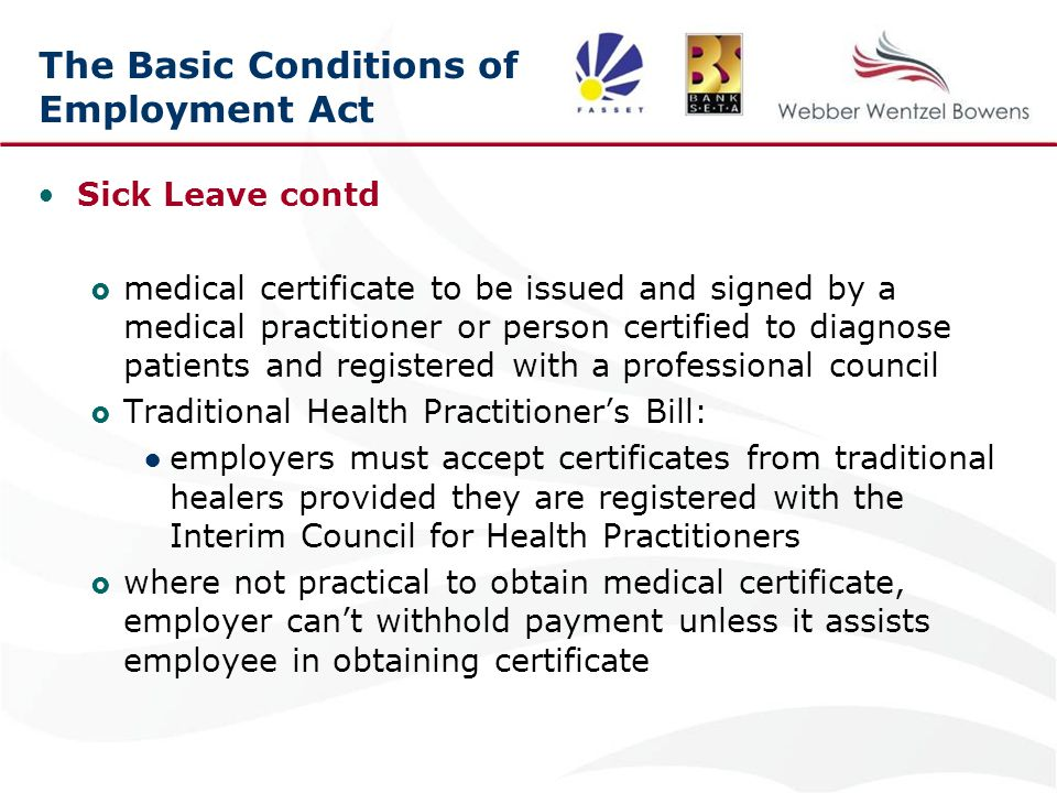 how to get medical certificate when not sick