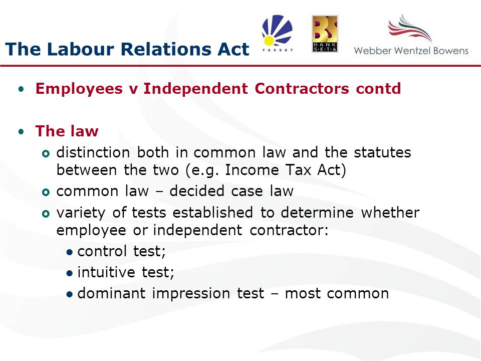 employer relations quiz Employment relations today doi 101002/ert employment relations today 1  reiterates the at-will status of employment the employee handbook should.