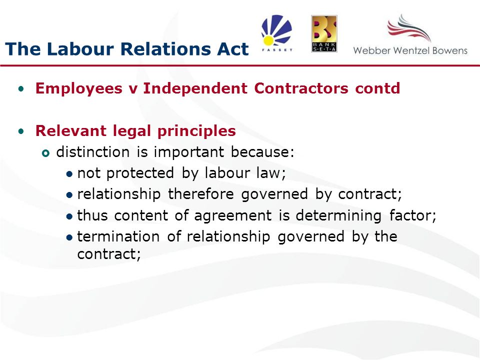 Labour Law For Non Lawyers Ppt Download