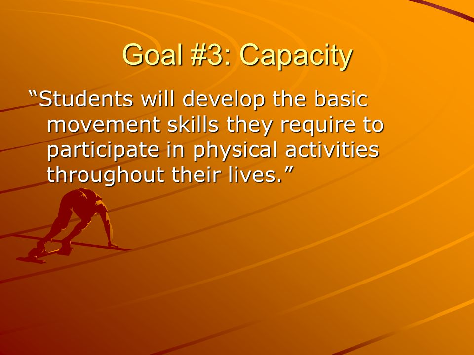 how to develop movement skills