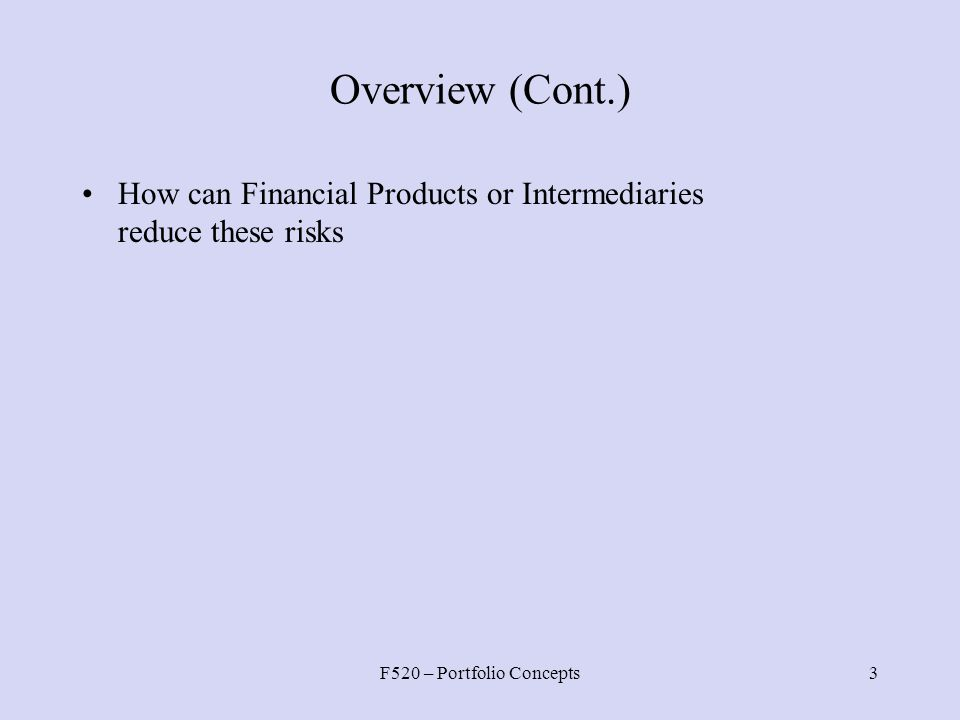 diversifiable or an undiversifiable risk Also called systematic risk or non-diversifiable risk, relevant risk is the fluctuation  of returns caused by the macroeconomic factors that affect all risky assets.