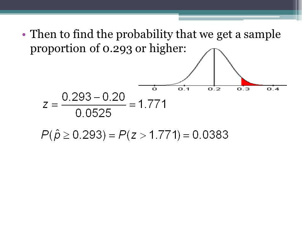 Sample Distribution Models for Means and Proportions - ppt download