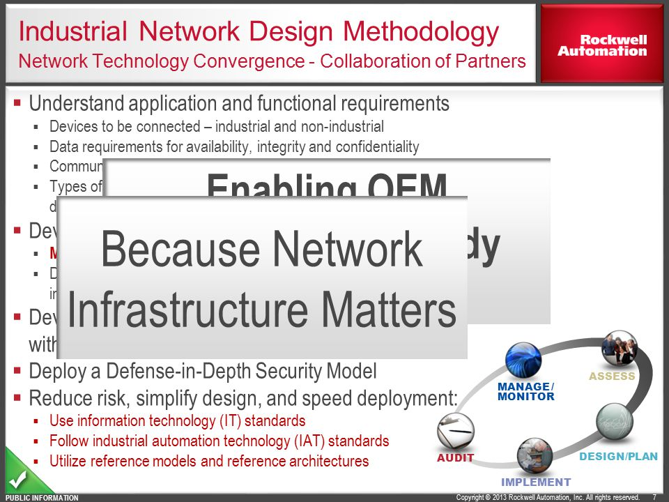 Enabling OEM Convergence-Ready Solutions