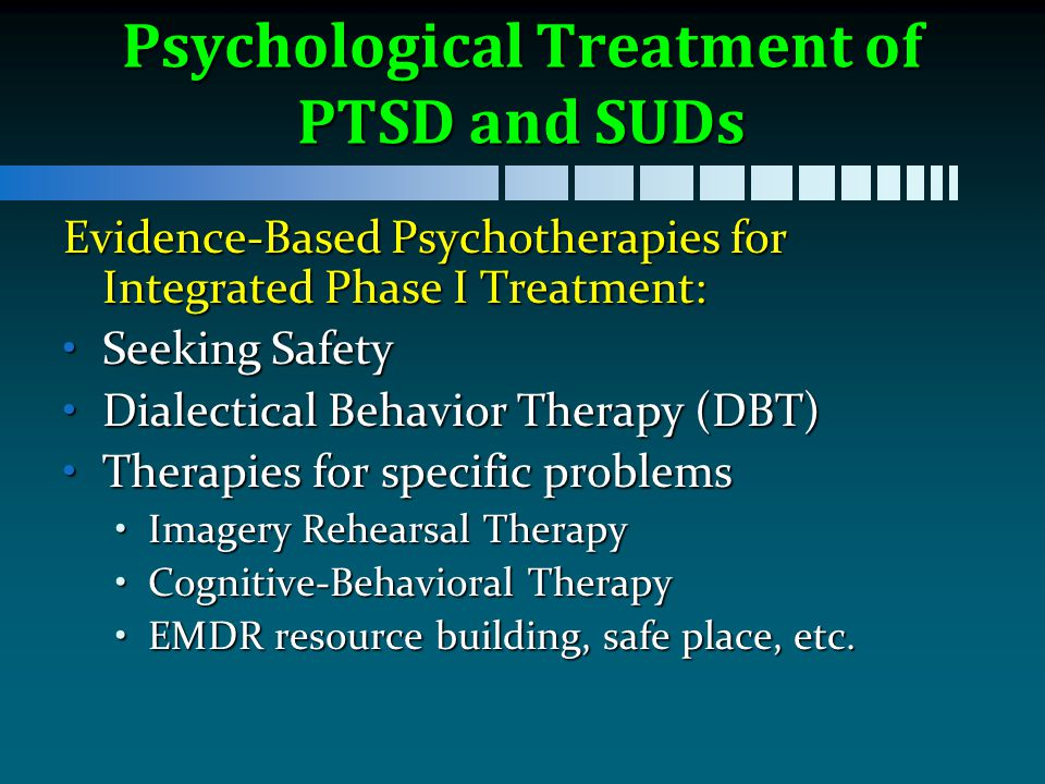 emdr and dbt therapy essay Cognitive and dialectical behaviour therapy borderline personality this essay provides recent research has shown that dialectical behaviour therapy.