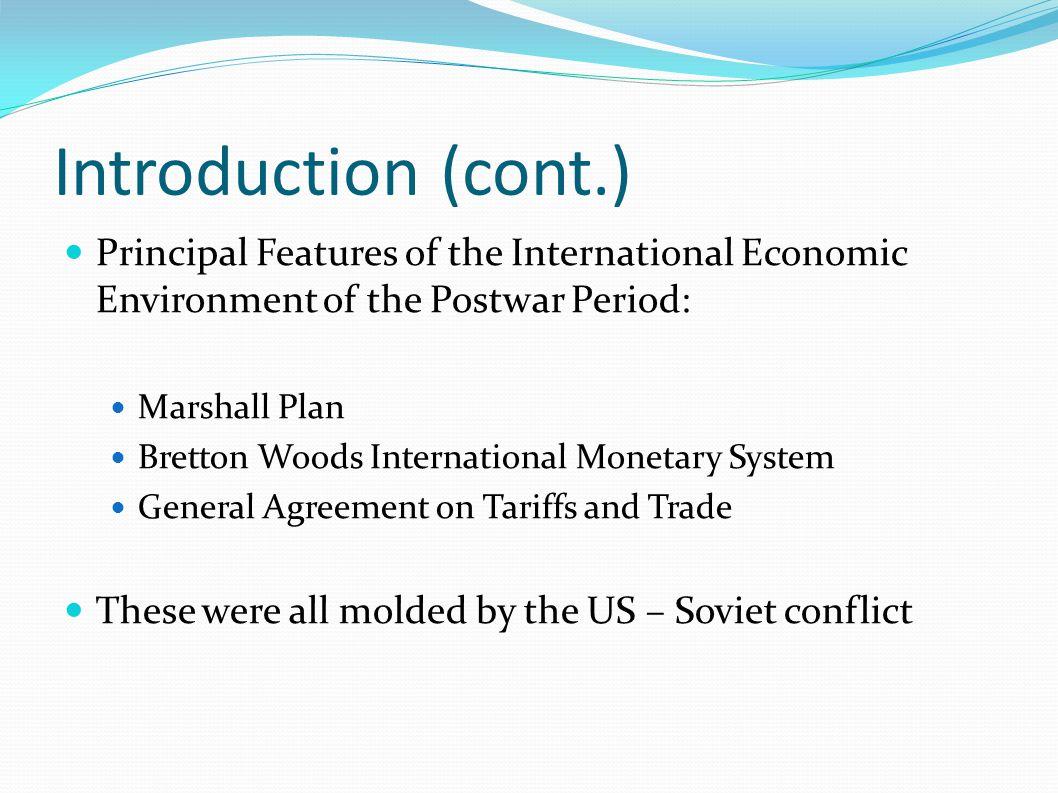 features of economic system pdf