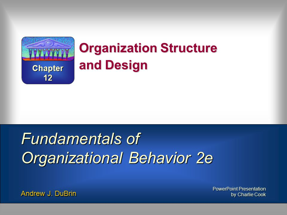 organization and design structure Organizational design & operating model a well-designed operating model is the bridge that allows a company to turn its strategy into results bain operating model helps you clarify where and how critical work gets done in the organization in service of your overall strategy.