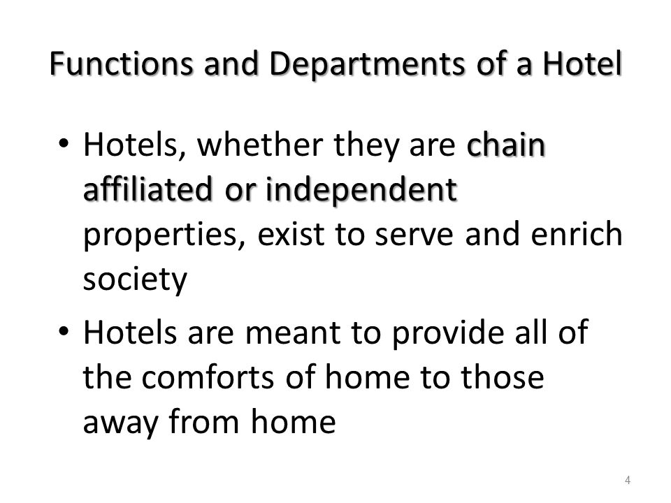 functions of reservation department in hotel Job description department: reservations position: supervisor 3 17 respond to incoming calls 18 access and ensure that reservation agents properly access all functions of reservations system.