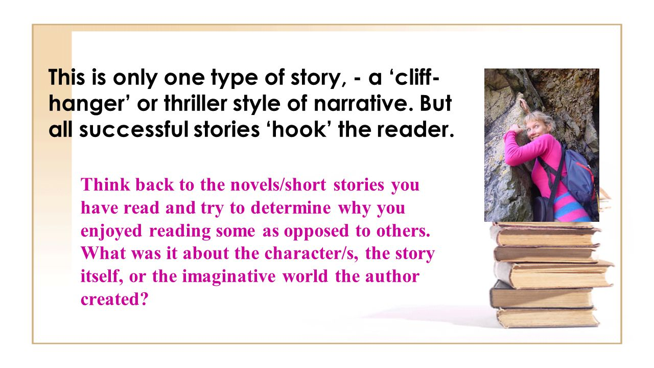about the short story how by