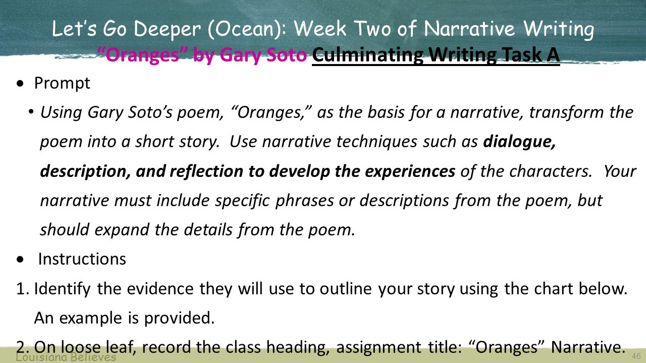 Descriptive Essay Ocean