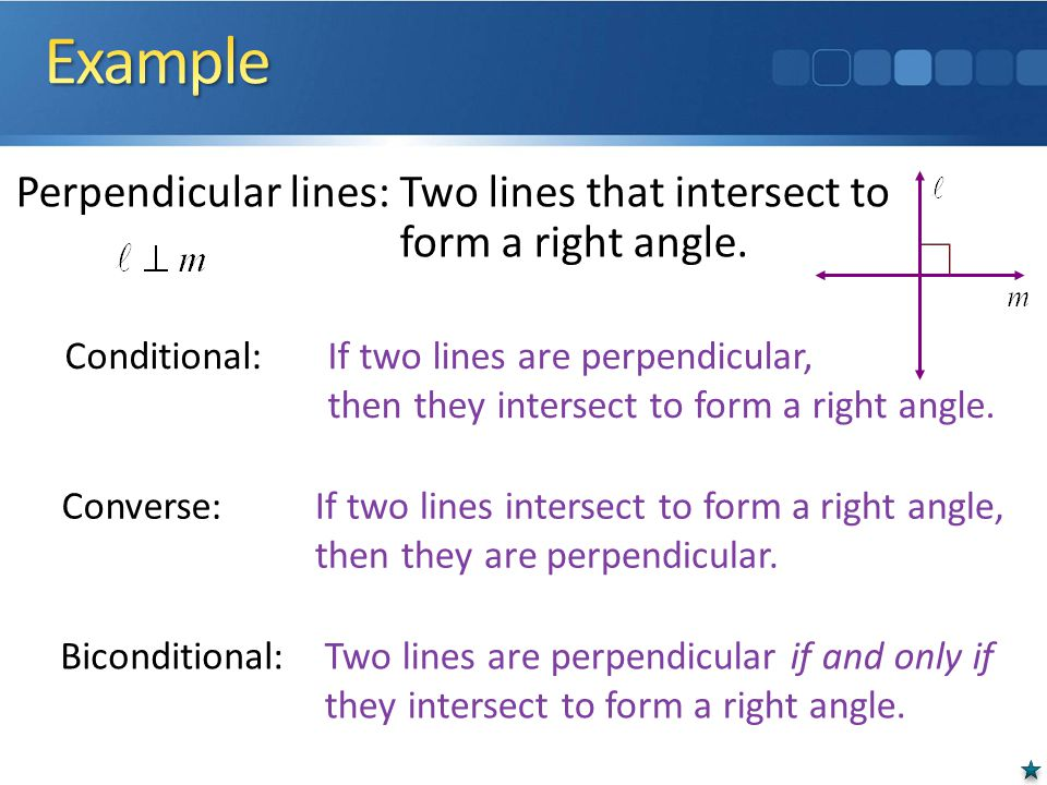 how to tell if two lines intersect