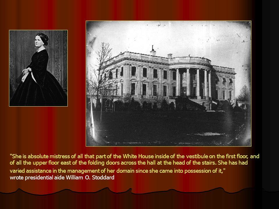wrote presidential aide William O. Stoddard