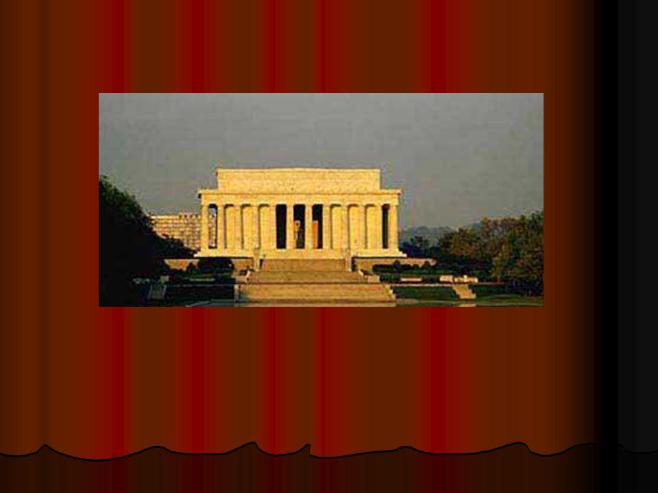 Lincoln Memorial at Washington D. C