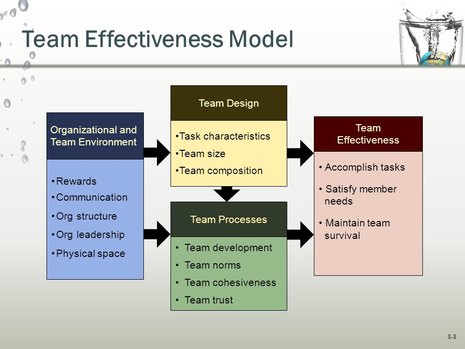 Hill s model for team leadership