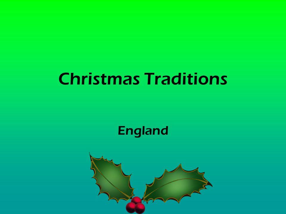 1 Christmas Traditions England