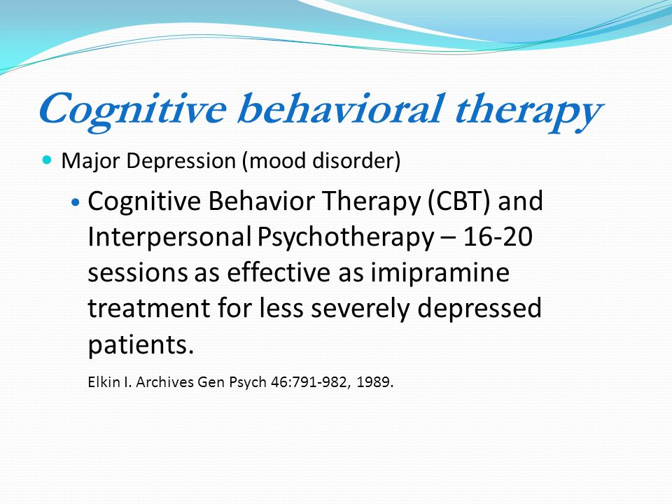 a research on cognitive behavioral therapy and anger management therapy as effective treatments Rev bras psiquiatr 200830(suppl ii):s54-64 s55 knapp p & beck at introduction the terms cognitive therapy reaching varied degrees of application and success(ct) and the generic term cognitive-behavior therapy can be organized in three major divisions:(cbt) are frequently used as synonyms to describe psychotherapies based on the cognitive model.