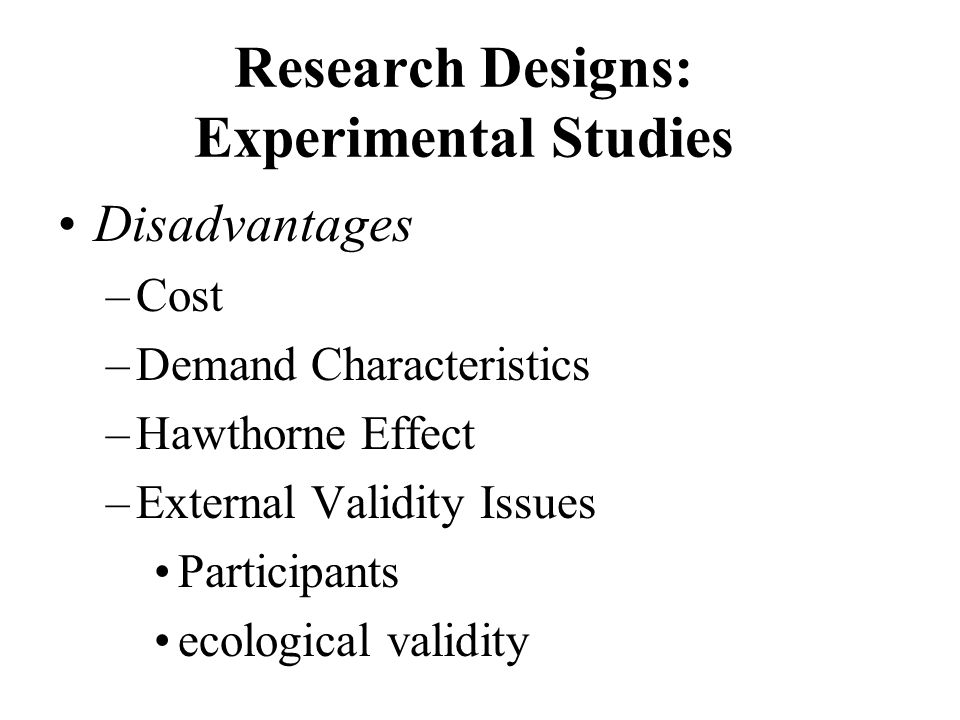 an analysis of the characteristics of experiments in the field of psychology And find homework help for other social sciences, psychology, research   standardized procedures insure that each time the experiment is conducted it is  done so  1 educator answer what makes scientific research in the field of  psychology  our summaries and analyses are written by experts, and your  questions are.
