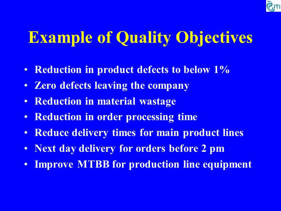 Quality System Basics Section 1 Ppt Download