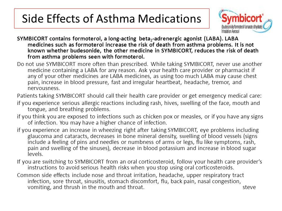 The causes and effects of asthma sufferers essay