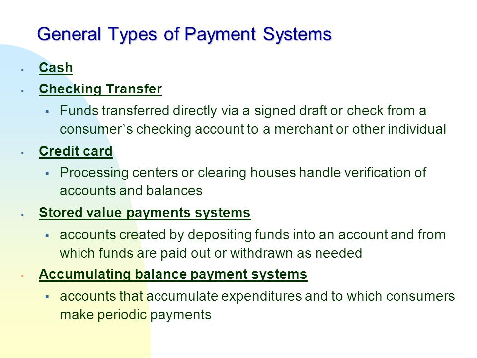 Digital Payment Systems Ppt Video Online Download