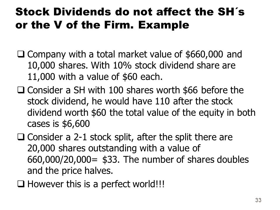 How do reverse stock splits affect options