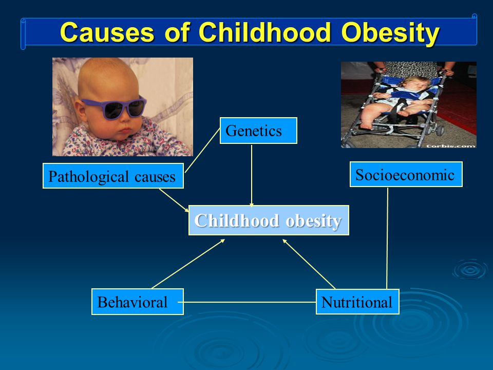 obesity causes The causes of obesity include genetics, metabolism, hormones, medications, lifestyle choices and socioeconomic factors.