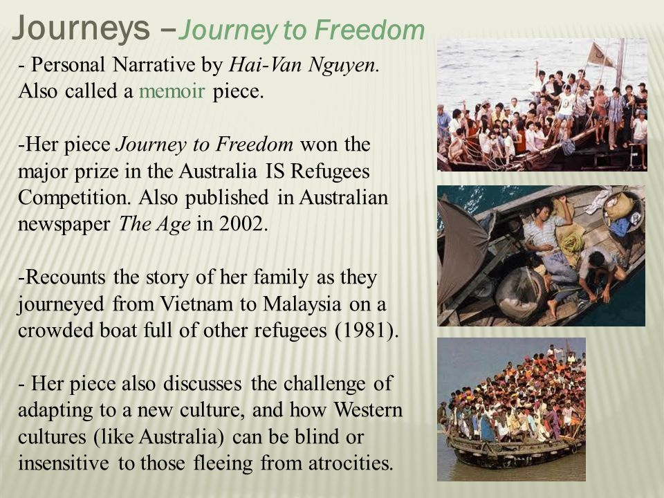 journey to freedom hai van nguyen Bich van singers our journey to freedom  marketing dong bui tin bui tuyet dinh viet hai kimcuc le tuan nguyen thuy lan phan trong phan dylan thai thanh .