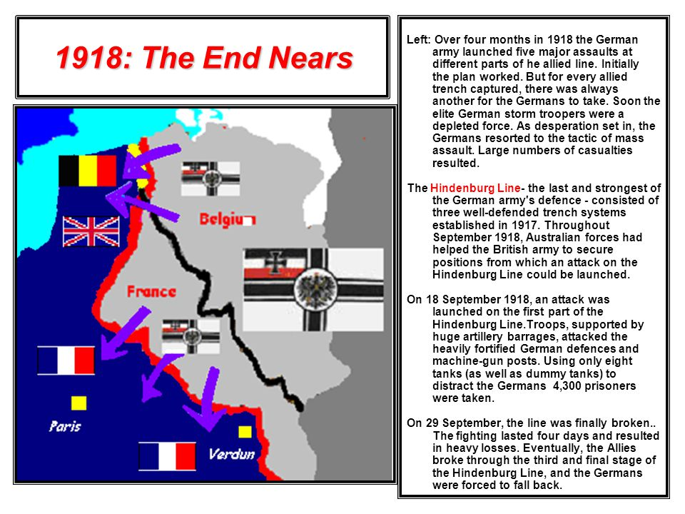 1918: The End Nears