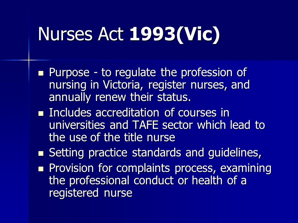 an introduction to the practice of nursing by a registered nurse By the mid-1950s hospitals were the largest single employer of registered nurses  advanced nursing practice nurse practitioners  introduction history of .