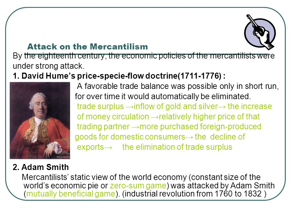mercantilism foreign and economic policies Mr trump's mercantilism is among his oldest and steadiest public positions   gary clyde hufbauer of the peterson institute for international economics   views on american trade policy misidentified the location from which.