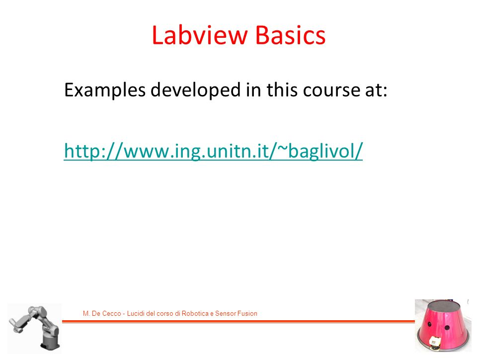 Labview Basics Examples developed in this course at: