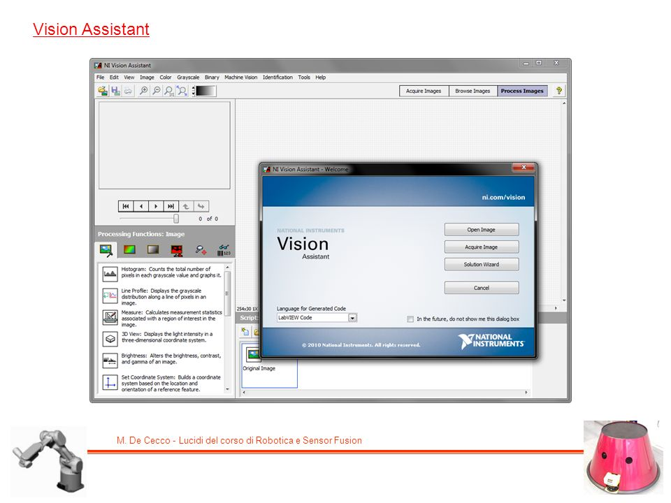 Vision Assistant