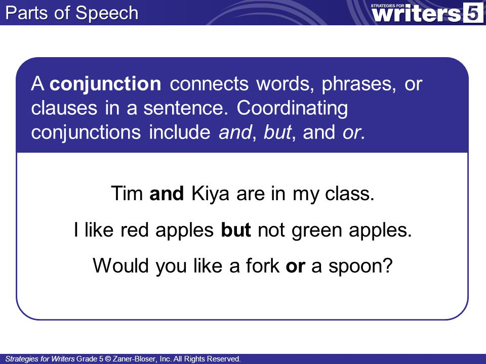 Tim and Kiya are in my class. I like red apples but not green apples.