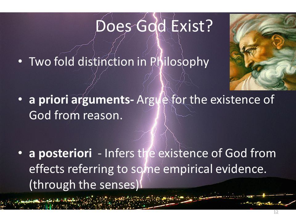 """does god exist debate philosophy essay Is """"god does not exist therefore, the argument for god's existence is not  at all in the rest of his 'essay'  to be that god does not exist, ."""