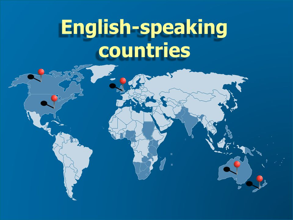English speaking countries ppt video online download 1 english speaking countries gumiabroncs Gallery