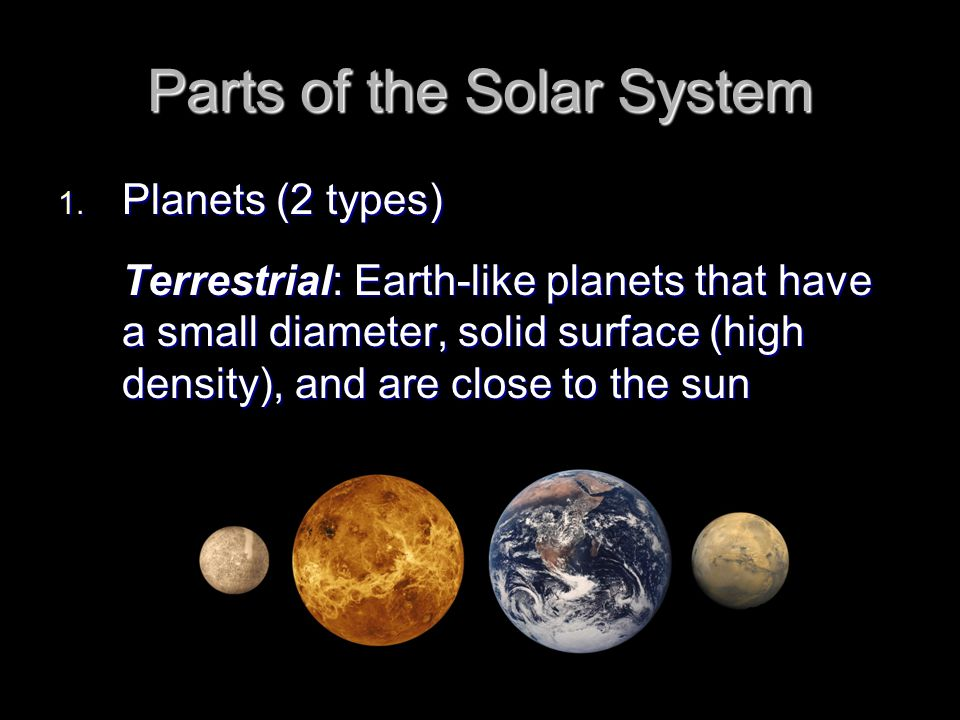 Topic IV: The Solar System & Universe - ppt video online ...