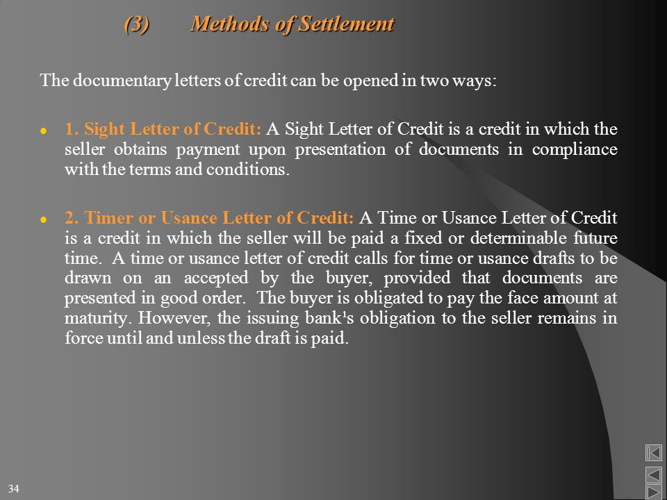 method of international settlement International journal of humanities and social science vol 1 no 9 [special issue – july 2011] the methods of dispute settlement for disputes arising from.