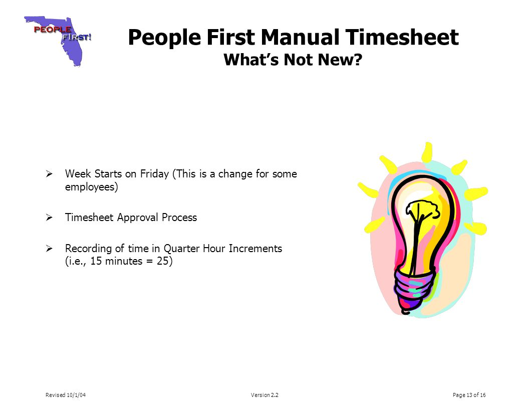 people first manual timesheet training guide section 1 ppt video online download. Black Bedroom Furniture Sets. Home Design Ideas