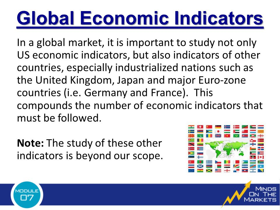 a review of major economic indicators and how they affect the economy Leading economic indicators are statistics that predict what will happen in the economy they identify future business cycle changes  they also affect liquidity.