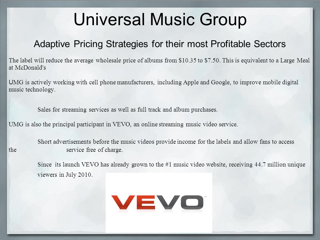 Major Label Music Production: The Music Industry